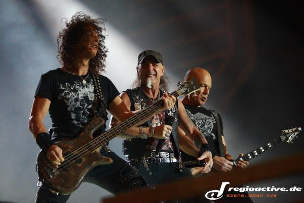 Metal Made In Germany - Fotos: Accept live bei Rock im Revier 2015