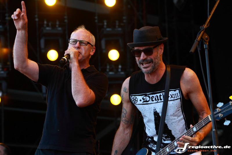 Bad Religion (live in Mendig bei Rock am Ring, 2015 Freitag)