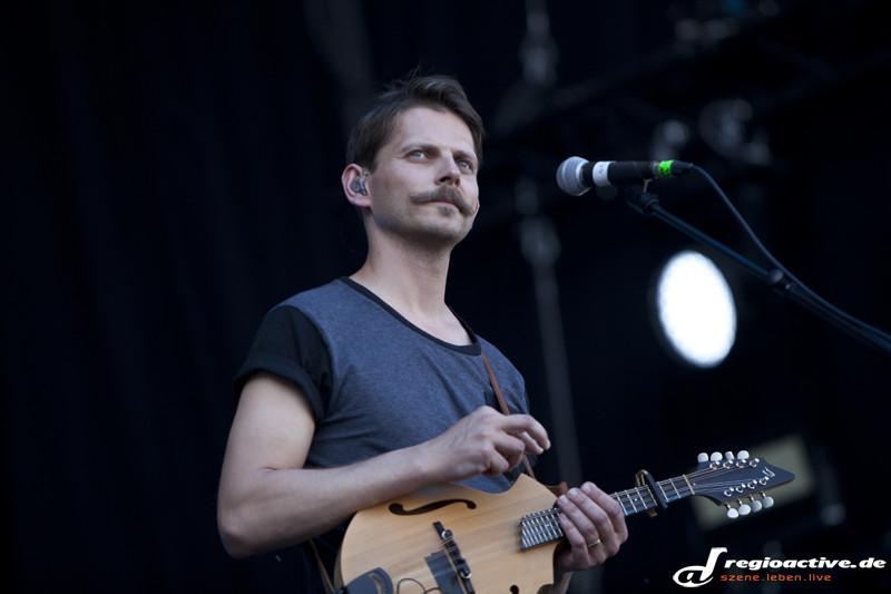 Mighty Oaks (Live bei Rock im Park 2015)