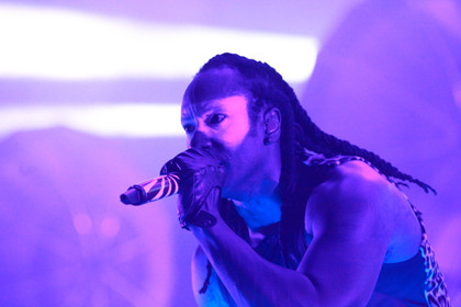 Grelle Farben - Fotos: The Prodigy live bei Rock am Ring 2015 in Mendig