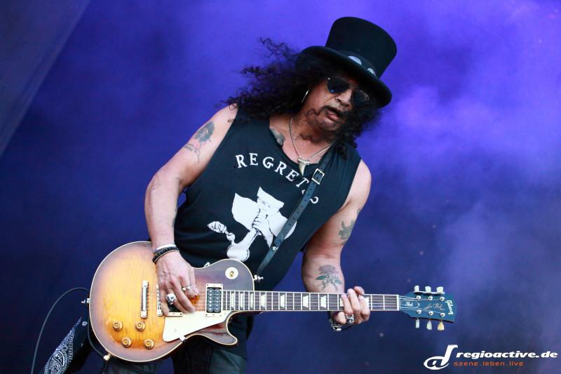 Slash (live in Mendig bei Rock am Ring, 2015 Samstag)