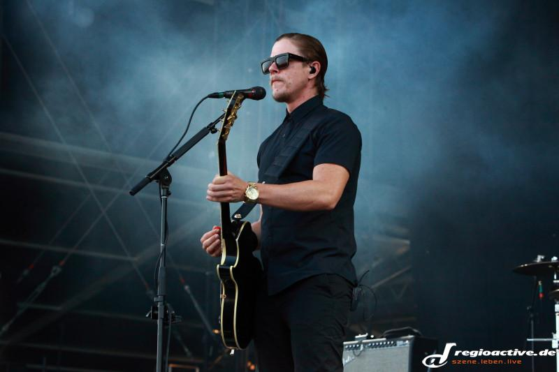 Interpol (live in Mendig bei Rock am Ring, 2015 Samstag)