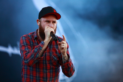 Melodic Death zur Prime Time - Fotos: In Flames live bei Rock am Ring 2015 in Mendig