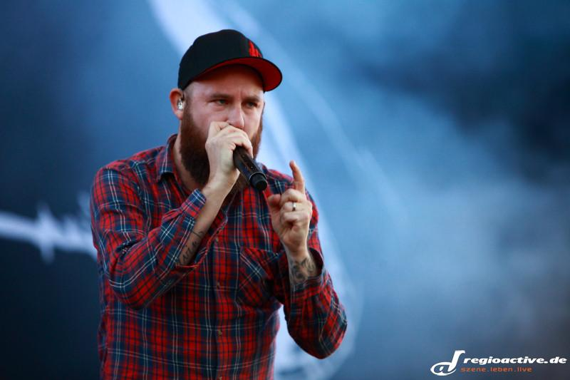 In Flames (live in Mendig bei Rock am Ring, 2015 Sonntag)