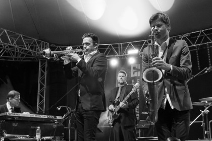 Redselig - Bericht & Fotos: Till Brönner live bei Worms: Jazz & Joy 2015