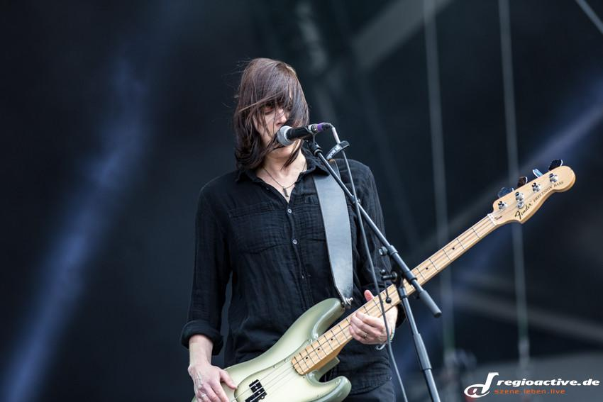 Band of Skulls (live beim Southside, 2015)