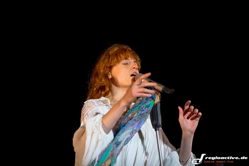 Florence and the Machine (live beim Southside, 2015)