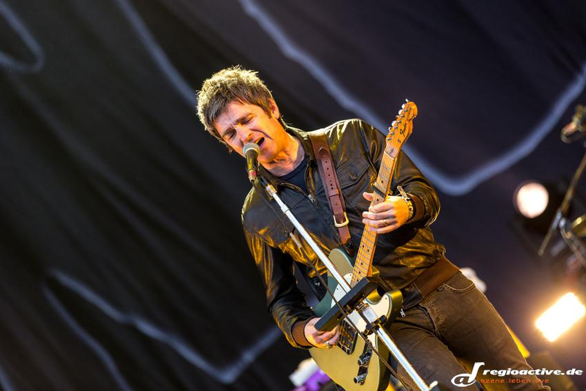 Noel Gallagher's High Flying Birds (live beim Southside, 2015)