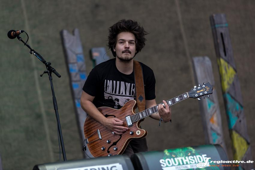 Milky Chance (live beim Southside, 2015)