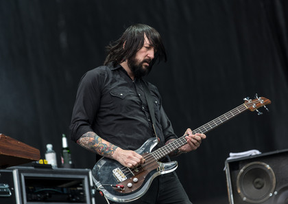 Variabel - Fotos: Death From Above 1979 live auf dem Southside Festival 2015