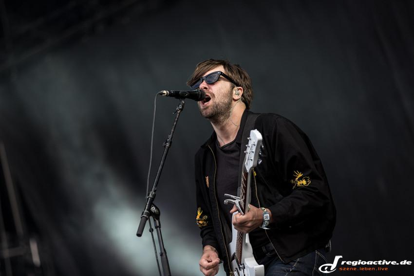The Vaccines (live beim Southside, 2015)