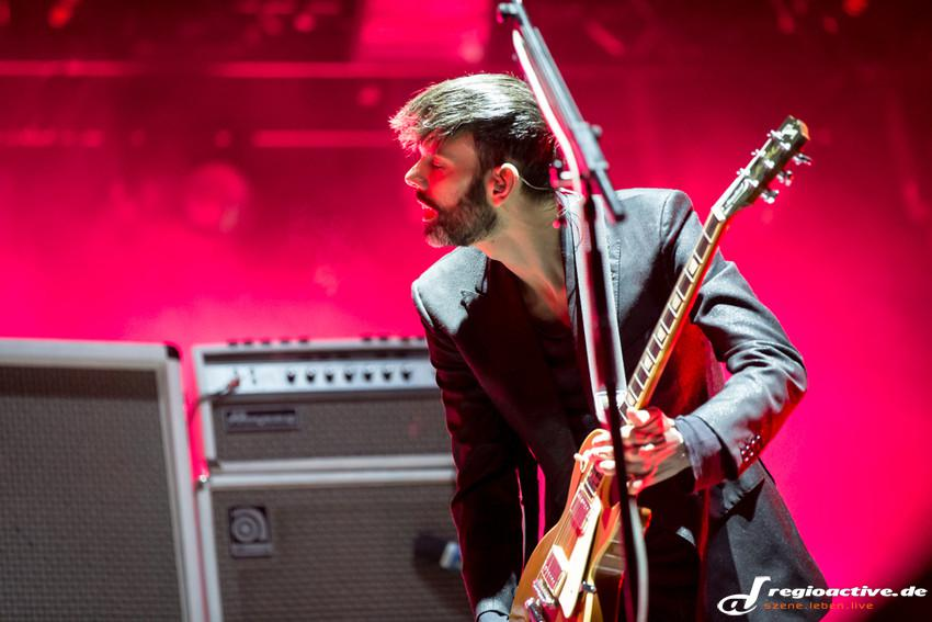 Placebo (live beim Southside, 2015)