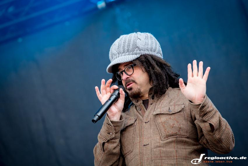 Counting Crows (live beim Southside, 2015)