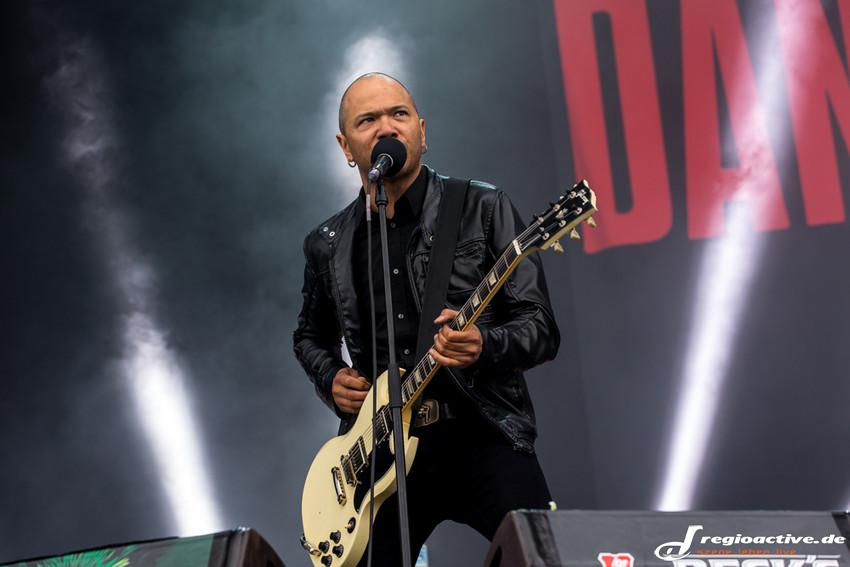 Danko Jones (live beim Southside, 2015)