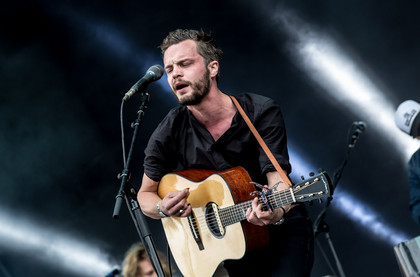 Ruhige Töne - Fotos: The Tallest Man on Earth live auf dem Southside Festival 2015